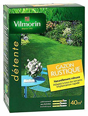 [Prime] Gazon rustique Vilmorin - 1 kg