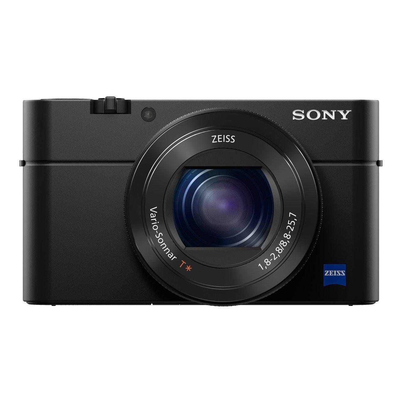 Appareil photo compact Sony DSC-RX100 Mark IV – 20.1 Mpix, Capteur 1″, 4K