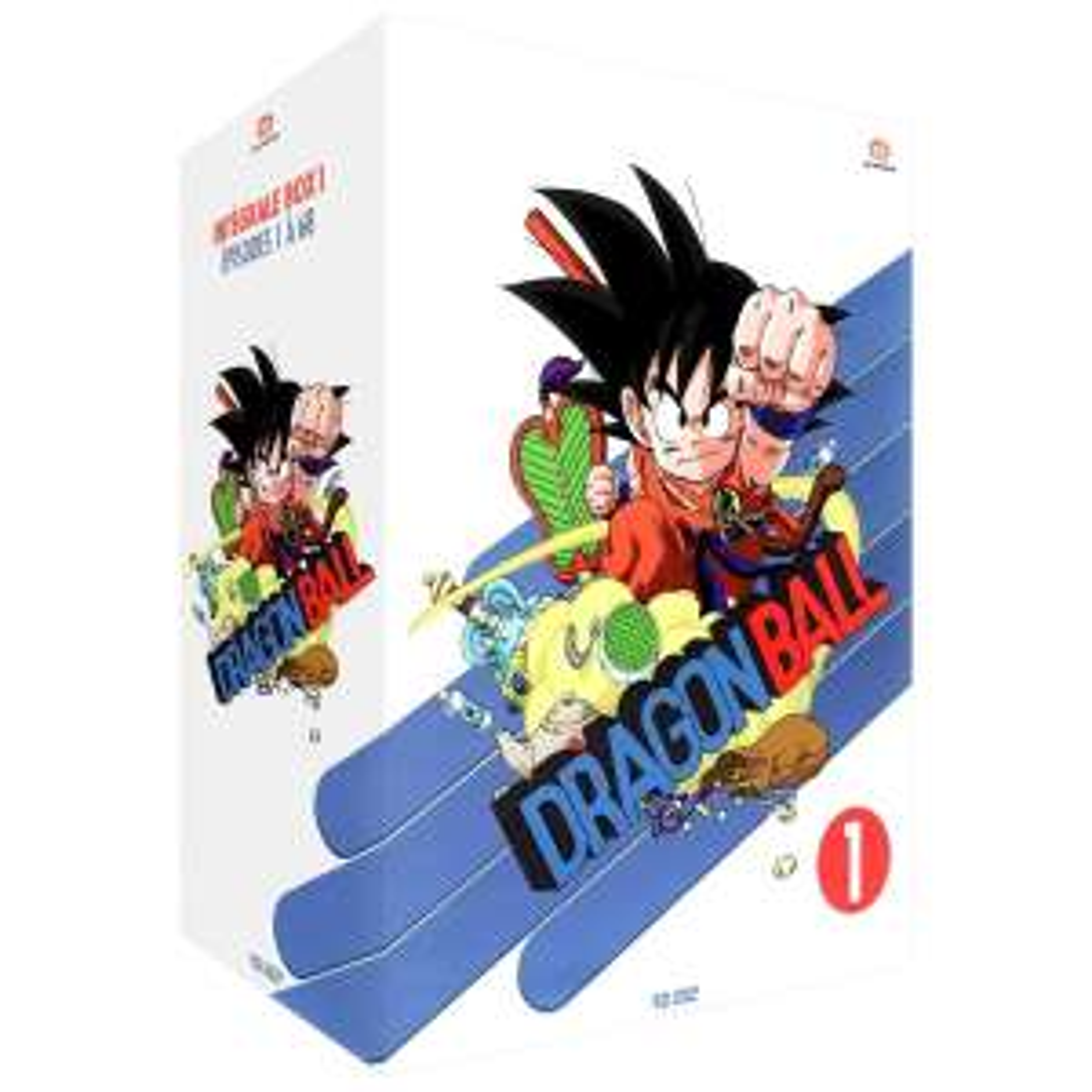 DVD Dragon Ball - Intégrale Box 1 [Non censuré]