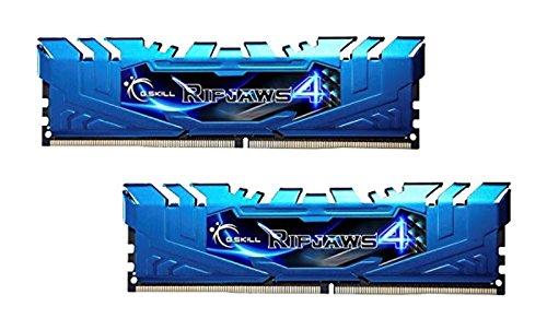 Kit Mémoire G.SKill Ripjaws 4 16Go (2x8Go) DDR4-3000 CL15 (F4-3000C15D-16GRBB)