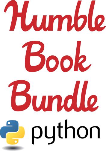 Humble Book Bundle Python: 6 livres numériques (en Anglais) à partir de 0.83€