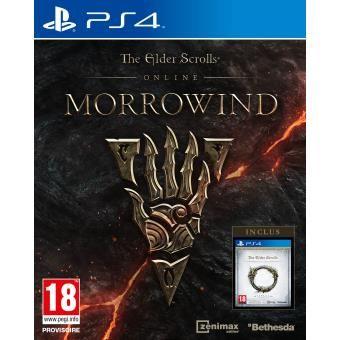 The Elder Scrolls Online : Morrowind sur PS4, Xbox One ou PC