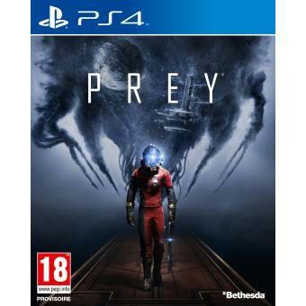 Prey sur PS4