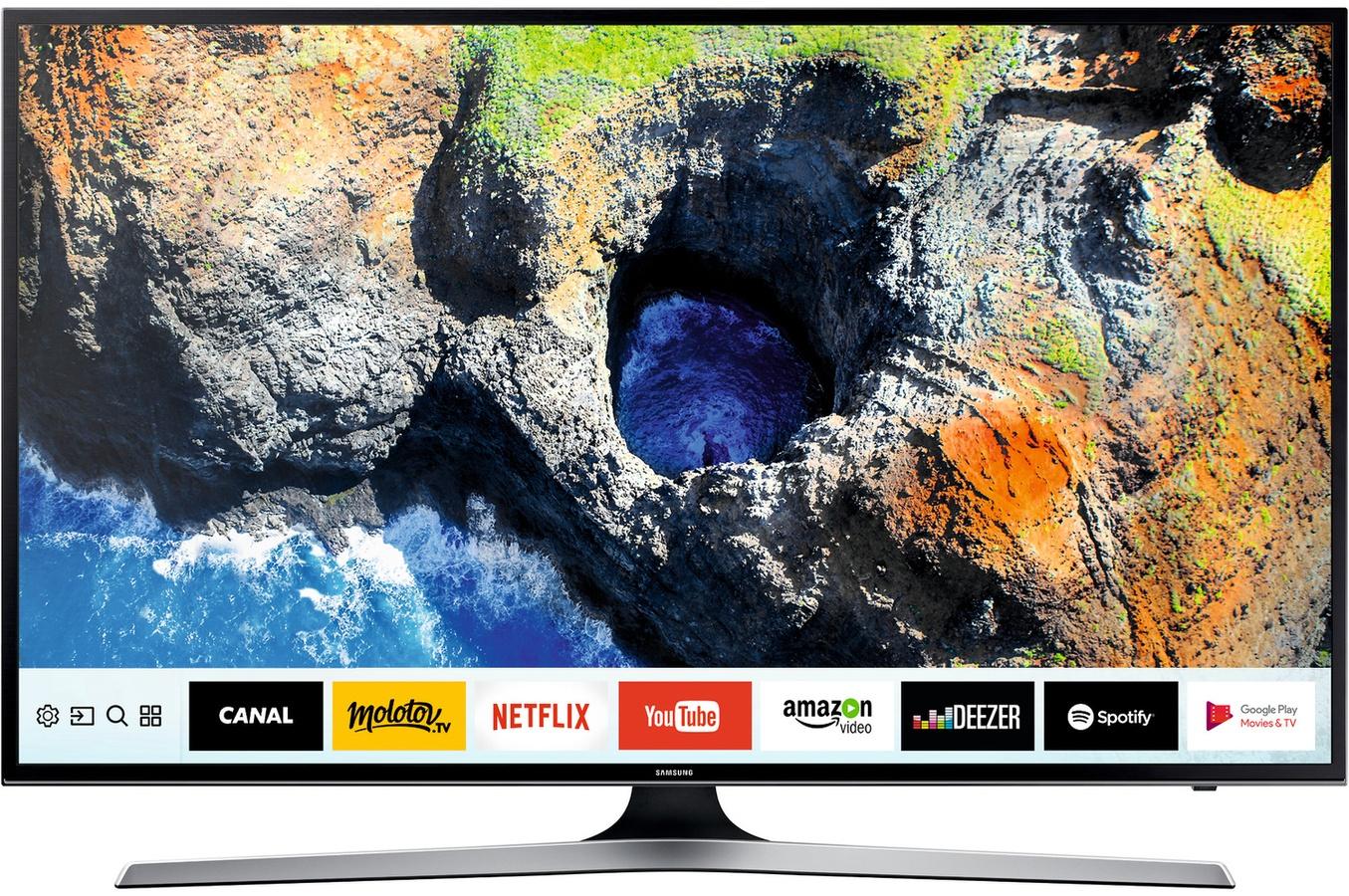 "TV LED 65"" Samsung UE65MU6105 - UHD 4K (via ODR 500€) - Vandoeuvre (54)"