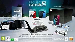 Project Cars 2 Edition Collector sur PS4