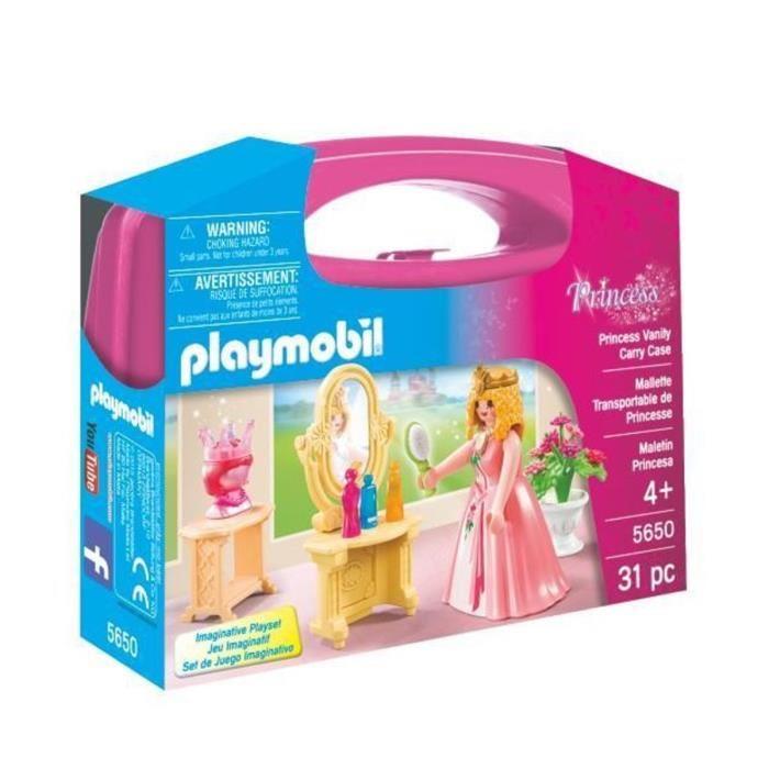 Jouet Valisette Princesse Playmobil  5650