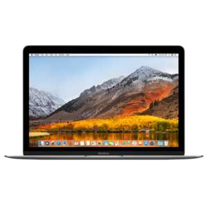 Sélection de Macbook en promotion - Ex : Ordinateur Apple MacBook 12 - 256 Go - MNYF2FN/A - Gris Sidéral (2017)