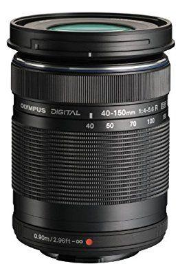 Objectif Olympus M. 40-150mm F4.0-5.6 R - Noir pour Olympus (frais de port et douanes inclus)