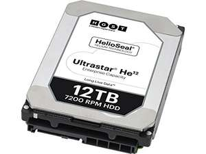 "Disque dur interne 3.5"" HGST Ultrastar HE12 -12To"