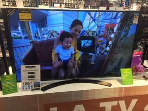 "TV 65"" LG 65UJ651V - 4K UHD, LED, smart TV, 100 Hz (via 979,93€ sur la carte) - Carrefour Purpan (31)"