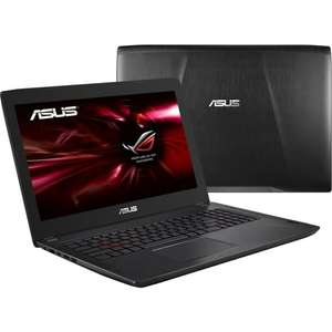 "Pc Portable 17"" Asus FX753VD-GC040T - Full HD, i5-7300HQ, 8 Go RAM, HDD 1 To, GTX 1050 - 4 Go DDR5 (via 549,50€  sur la carte fidélité)"