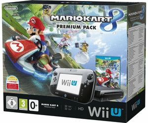 Pack console Nintendo Wii U (32 Go, noir) + Mario Kart 8 au Auchan Nancy (54)
