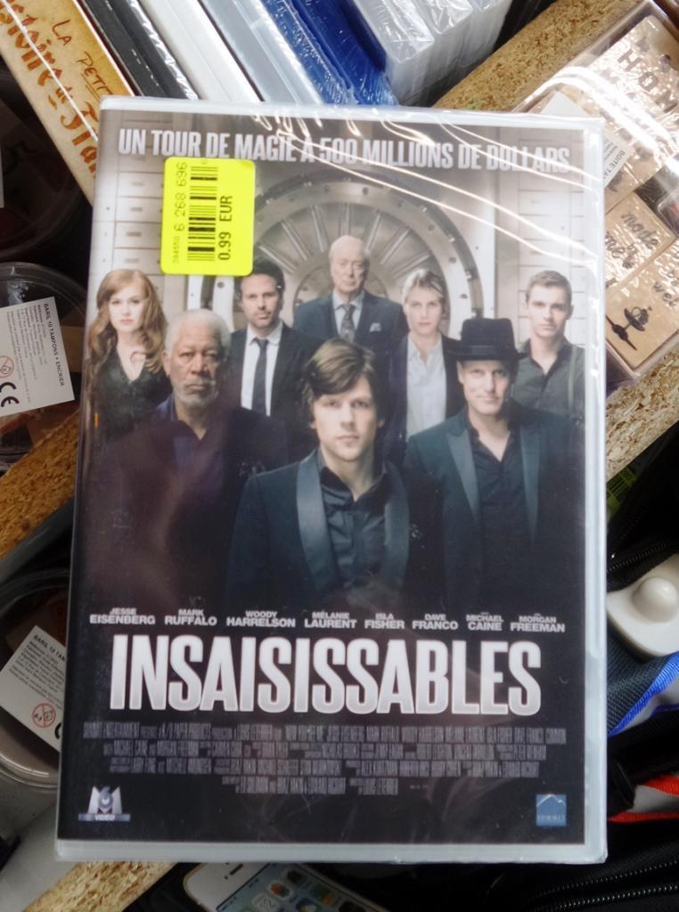 DVD Insaisissables chez Noz Bressuire (79)
