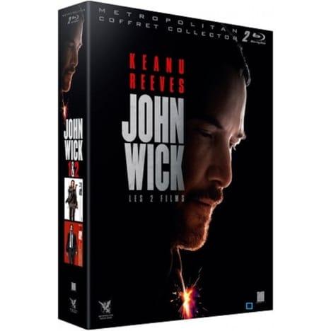 Blu-ray John Wick - Les 2 Films