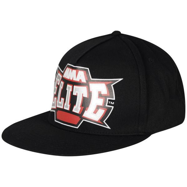 Casquette MMA Elite - noir