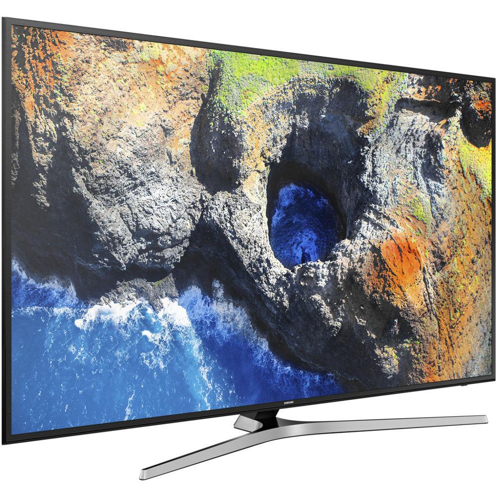 "TV 55"" Samsung UE55MU6120 - LED, 4K, HDR, Smart TV"