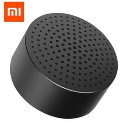 Mini enceinte Xiaomi Mi - Bluetooth 4.0, Noir