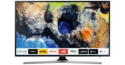 """TV 65"""" Samsung 65mu6105 (via ODR de 500€) - Jarny et Conflans en jarnisy (54)"""