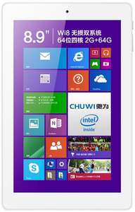 "Tablette 8.9"" Chuwi V89 - 2Go ram - 64Go - DualBoot Android / Windows"