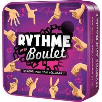 Jeu de société Asmodée Rythme and Boulet