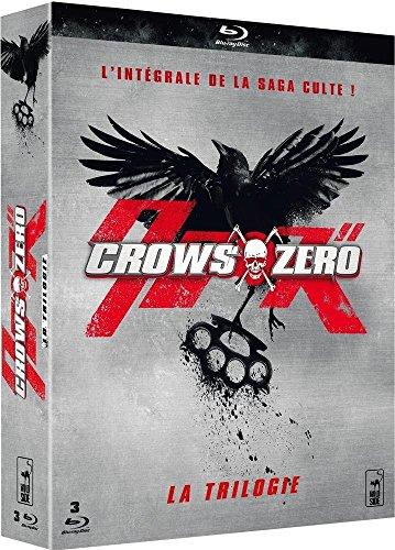Blu-ray Crows Zero - La Trilogie