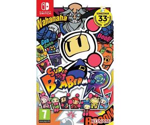 Super Bomberman R sur Switch à la Fnac Jeuxey (88)