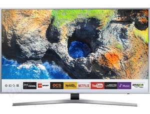 "TV 39"" Samsung UE40MU6405 - 4K UHD, LED, smart TV (via ODR de 50€)"