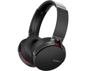 Casque audio Bluetooth Sony MDR-XB950B1 - noir
