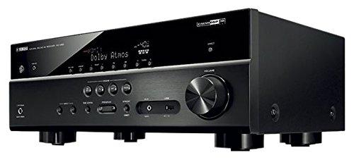 Ampli AV 7.2 Yamaha MusicCast RX-V581 - noir