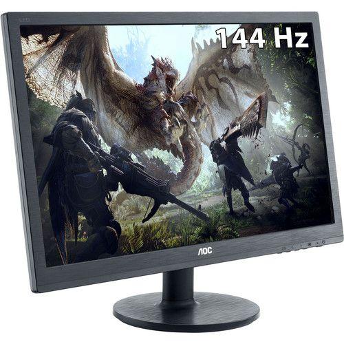 """Écran PC 24"""" AOC G2460FQ - 144hz, FullHD, 1ms"""