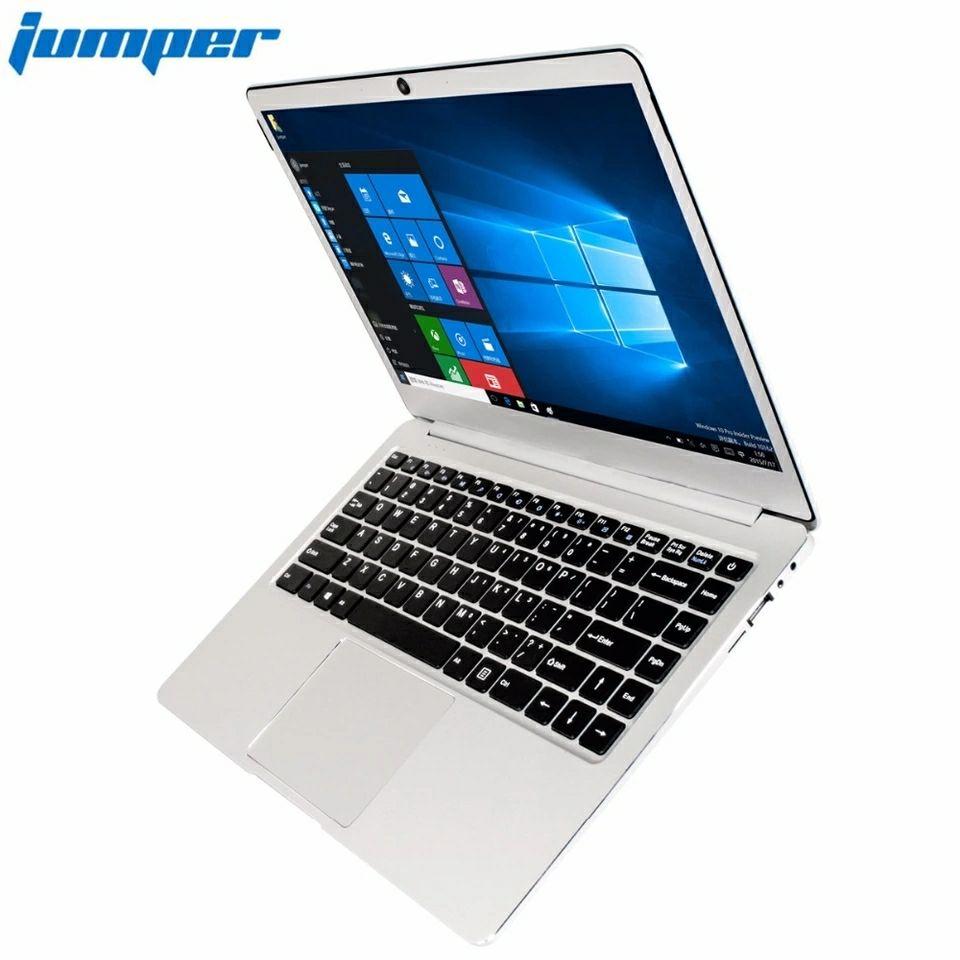 "PC portable 14"" full HD Jumper EZbook 3L Pro - N3450, 6 Go de RAM, 64 Go en eMMC, QWERTY, gris (entrepôt Allemagne)"