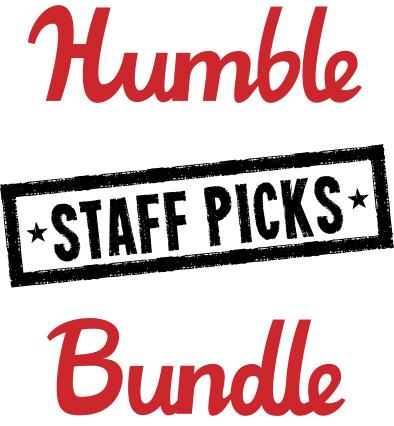 Humble Staff Picks Bundle : 3 jeux sur PC (Dématérialisés - Steam) à partir de 0.88€