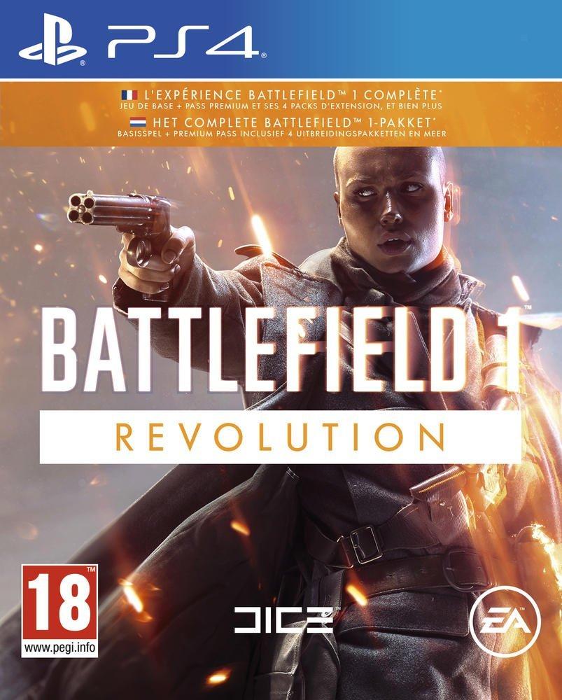 Battlefield 1 Revolution (Jeu + Season pass) sur PS4 - Lanester (56)