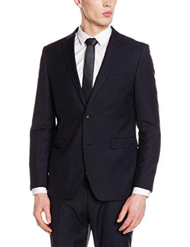 Veste de Costume Esprit Collection Bleu Marine pour Hommes - Tailles au choix