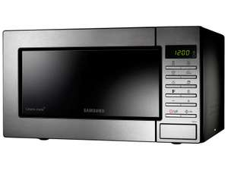 Micro-onde électronique Inox Samsung ME87M - 800W, 23L