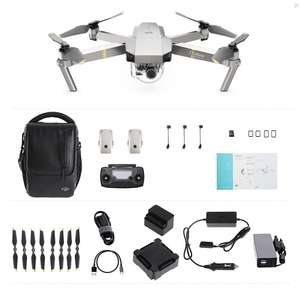 Pack DJI Mavic Pro Platinum Pack fly more combo