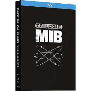 Sélection de Blu-ray 3D et Blu-ray en promotion - Ex: Coffret Blu-ray Men In Black Trilogie