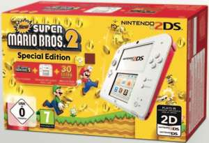 Pack Console Nintendo New 2DS Super Mario Bros 2