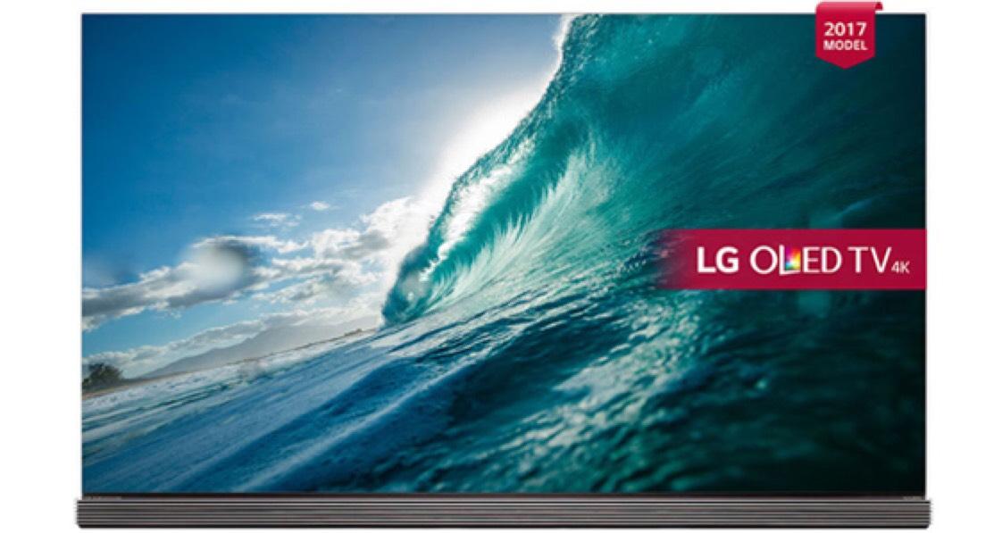 """TV OLED 77"""" LG OLED77G7V - UHD 4K, Active HDR, Dalle 10bits, Dolby Vision, Dolby Atmos, Smart TV"""