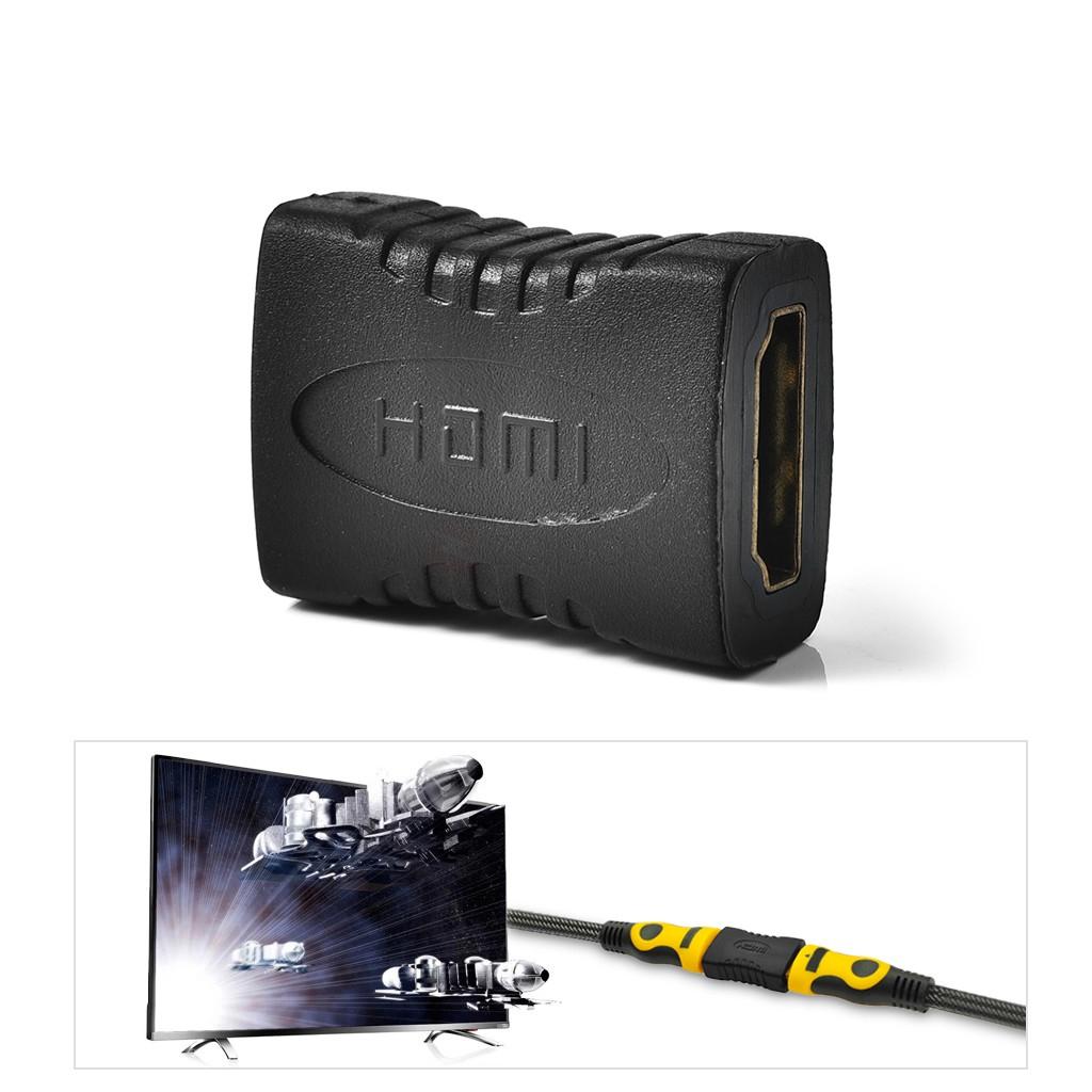 Adaptateur HDMI - Femelle vers Femelle (Livraison incluse)