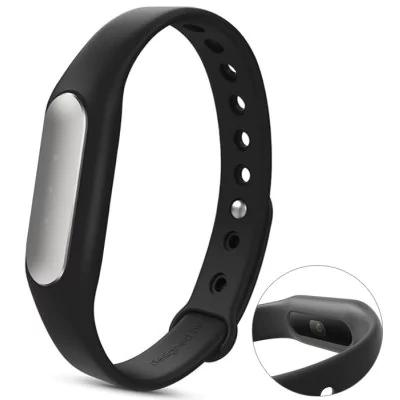 Bracelet Connecté Xiaomi Mi Band 1S avec Suivi d'Activité / Sommeil et Capteur Cardiaque - Bluetooth