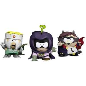 Pack 3 Figurines South ParkLe Coon, Mysterion, Professeur Chaos (via 15€ sur cagnotte waouh)