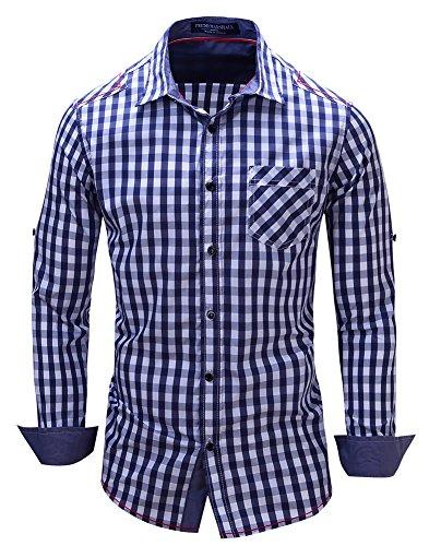 Chemise à carreaux - Plusieurs couleurs (vendeur tiers)