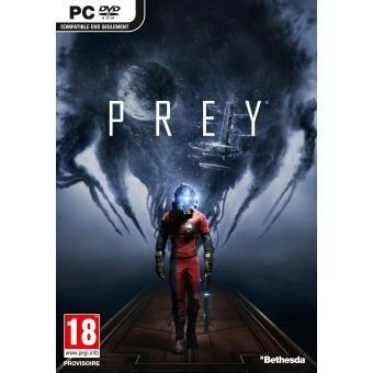 Prey sur PC et sur One et PS4 (via l'appli Micromania)