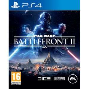 Star Wars Battlefront  2 sur  PS4
