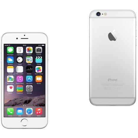 """Sélection de smartphones reconditionnés - Ex : Smartphone 4.7"""" Apple iPhone 6 - 16 Go (Reconditionné grade A via 199.50€ sur la carte fidélité)"""