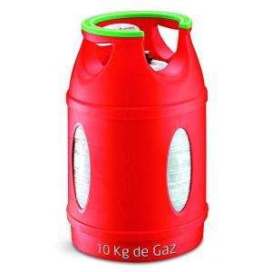 Antargaz Calypso - Recharge de gaz butane 10kg - Cambrai (59)