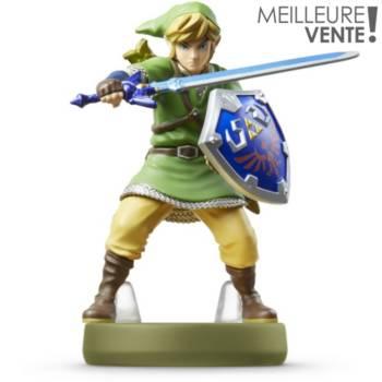 Figurine Amiibo Nintendo Amiibo Zelda Link Skyward Sword 14,99€