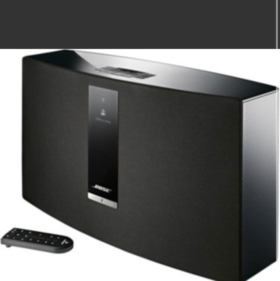 Enceinte Multiroom Bose Soundtouch 30 III - Noir