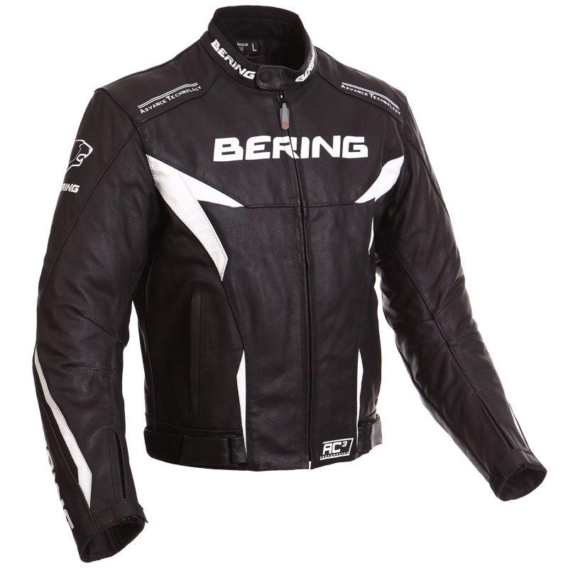 Blouson de moto Bering - Noir
